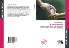 Copertina di Johnny Werts