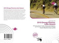 2010 Omega Pharma-Lotto Season kitap kapağı