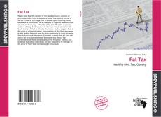 Fat Tax kitap kapağı