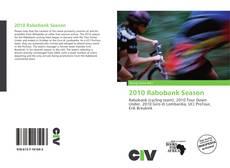 Bookcover of 2010 Rabobank Season