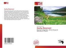 Capa do livro de Gorky Reservoir