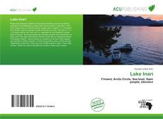 Bookcover of Lake Inari