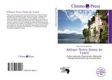 Bookcover of Abbaye Notre-Dame de Tamié