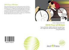 Capa do livro de 2010 Tour of Britain