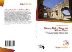 Обложка Abbaye Notre-Dame du Nid-au-Merle