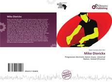 Buchcover von Mike Dierickx