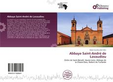 Bookcover of Abbaye Saint-André de Lavaudieu