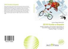 Bookcover of 2010 Vuelta a España