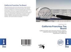 Buchcover von California Franchise Tax Board