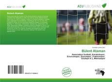 Capa do livro de Bülent Ataman