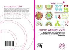 Bookcover of German Submarine U-234