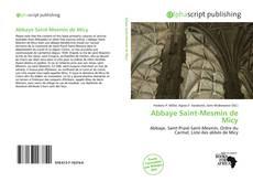 Copertina di Abbaye Saint-Mesmin de Micy