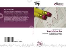 Bookcover of Expatriation Tax