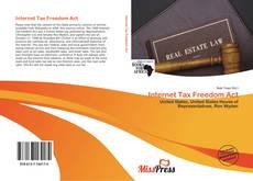 Capa do livro de Internet Tax Freedom Act