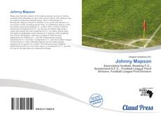 Bookcover of Johnny Mapson