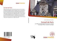 Bookcover of Conseil de Paris