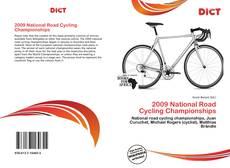 Bookcover of 2009 National Road Cycling Championships