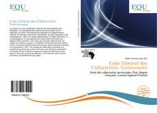 Bookcover of Code Général des Collectivités Territoriales