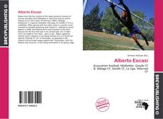 Couverture de Alberto Escasi