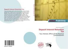 Couverture de Deposit Interest Retention Tax