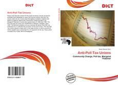 Capa do livro de Anti-Poll Tax Unions