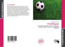 Capa do livro de Fred Pepper