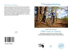 Couverture de 2009 Tour of Turkey