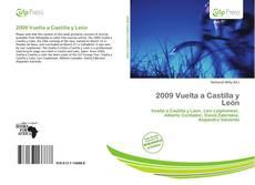 Обложка 2009 Vuelta a Castilla y León