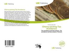 Bookcover of Cherry-picking Tax Avoidance