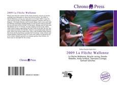 Capa do livro de 2009 La Flèche Wallonne