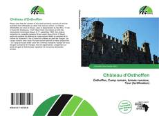 Bookcover of Château d'Osthoffen