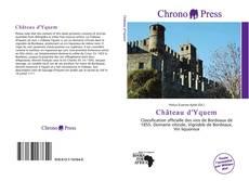 Château d'Yquem的封面