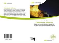 Bookcover of Château de Balleroy