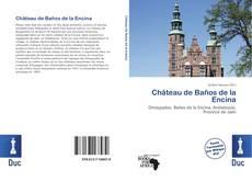 Bookcover of Château de Baños de la Encina