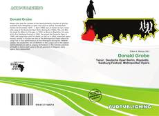 Bookcover of Donald Grobe