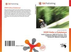Bookcover of 2009 Volta a Catalunya