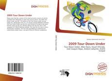 Portada del libro de 2009 Tour Down Under