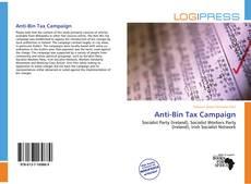 Capa do livro de Anti-Bin Tax Campaign