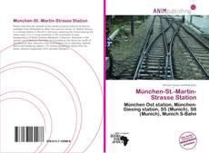 München-St.-Martin-Strasse Station kitap kapağı