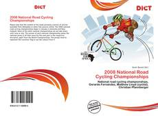 Bookcover of 2008 National Road Cycling Championships