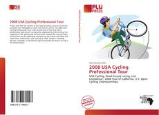 2008 USA Cycling Professional Tour的封面