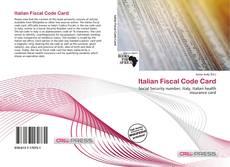 Capa do livro de Italian Fiscal Code Card