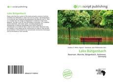 Bookcover of Lake Bütgenbach