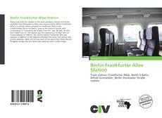 Обложка Berlin Frankfurter Allee Station
