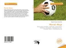 Murat Akça kitap kapağı