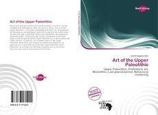 Buchcover von Art of the Upper Paleolithic