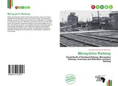 Bookcover of Morayshire Railway