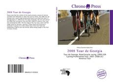 Bookcover of 2008 Tour de Georgia