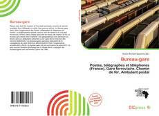 Bureau-gare kitap kapağı