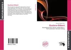 Gustave Gilbert kitap kapağı